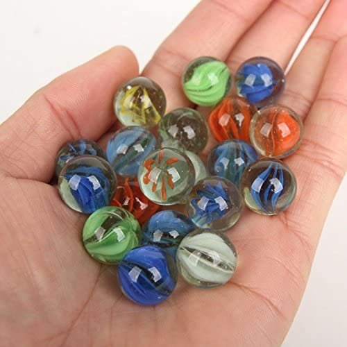 Bag of 12 marbles