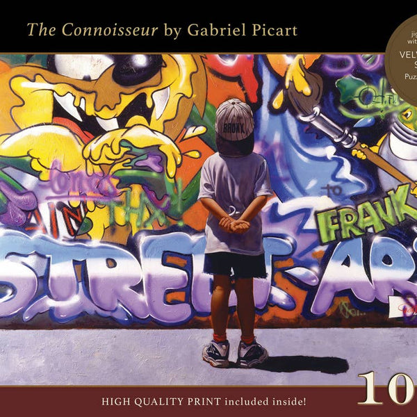 The Connoisseur 1000 piece puzzle