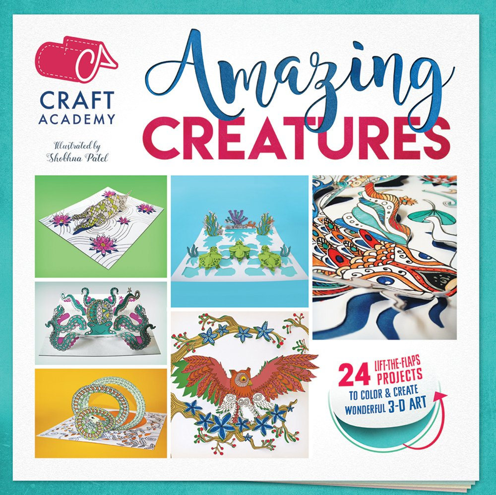 Craft Academy Amazing Creatures