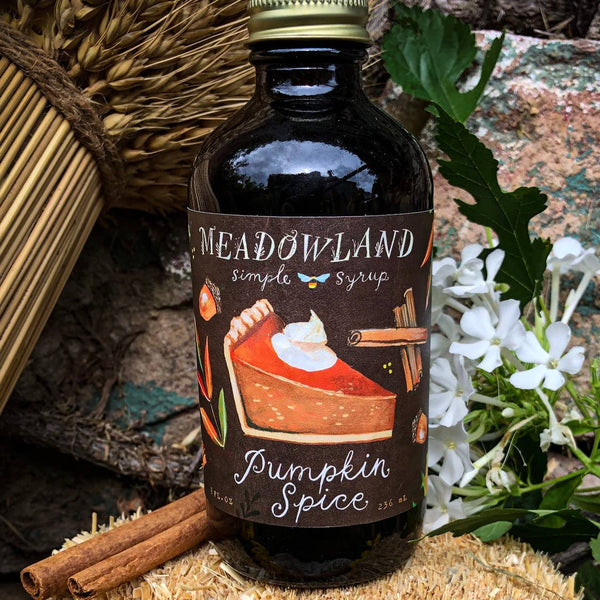 Meadowland Syrup: Pumpkin Spice