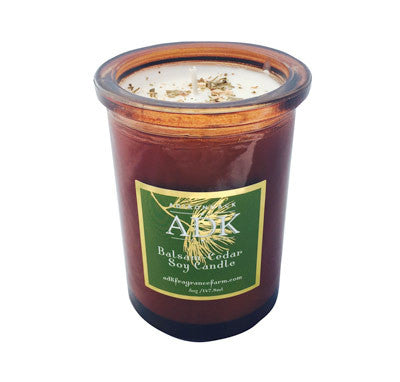 Adirondack Soy Candle 5 oz - Through the Moongate and Over the Moon Toys