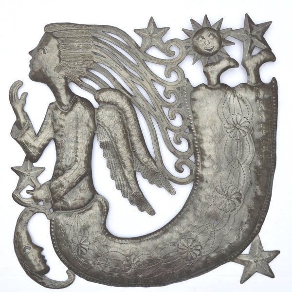 Angel Ideas Metal Art - Through the Moongate and Over the Moon Toys