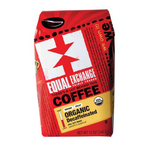 Equal Exchange Organic Decaf Coffee