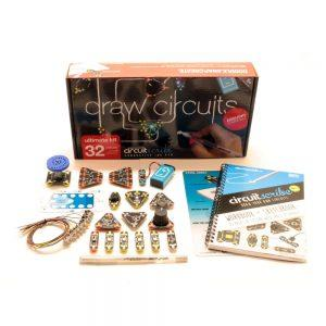 Circuit Scribe Ultimate Kit - Through the Moongate and Over the Moon Toys