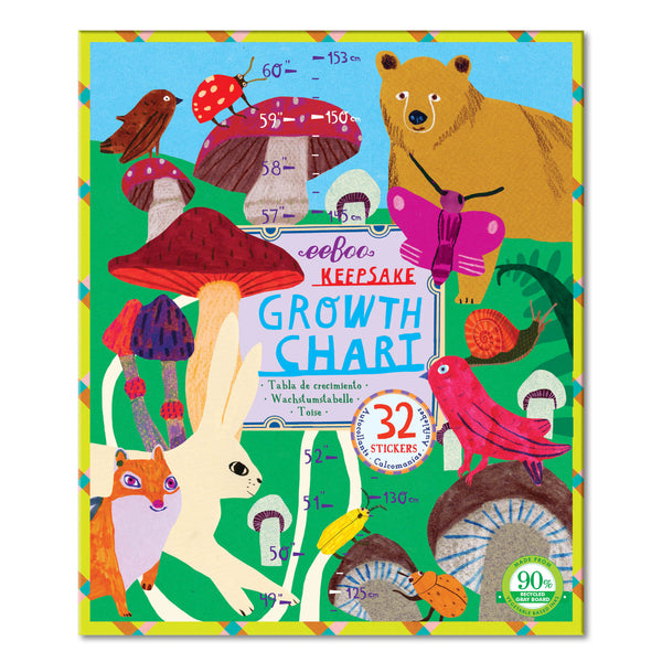 Keepsake Growth Chart