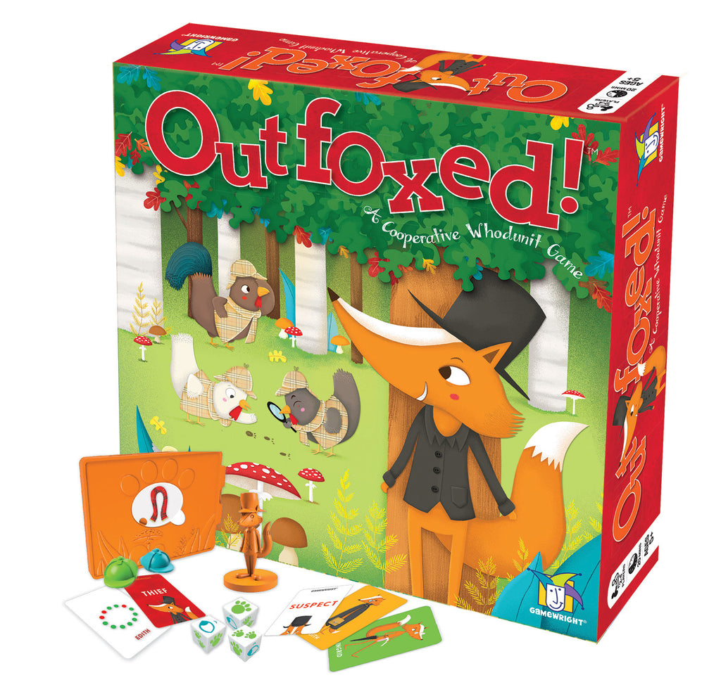 Outfoxed - Through the Moongate and Over the Moon Toys