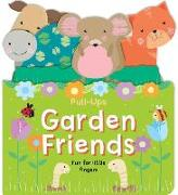 Garden Friends Pull-Up Book