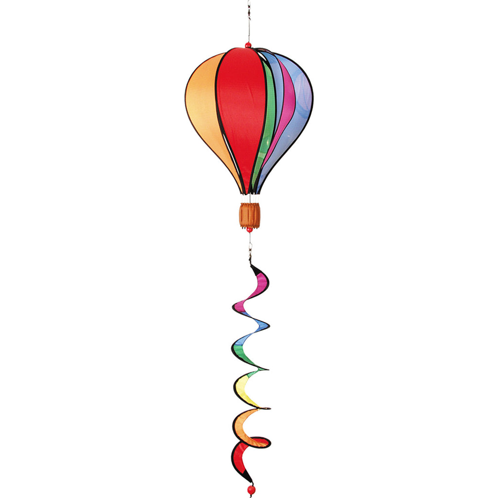 Windspiration Hot Air Balloon Twist Rainbow