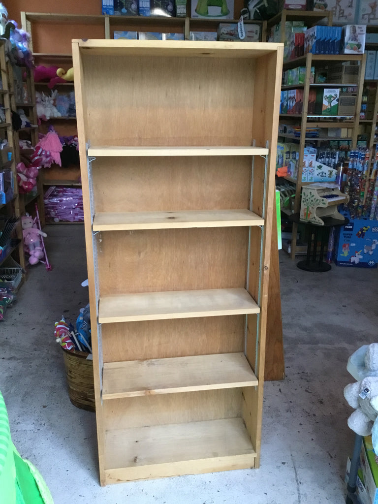 Simple Wooden Bookcase