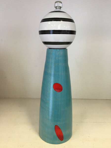 "RAW Design 8"" Ellipse Pepper Grinder"