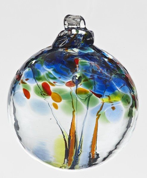 "Tree of Enchantment 2"" Art Glass"
