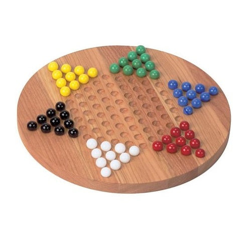 Heirloom Cherry Chinese Checkers