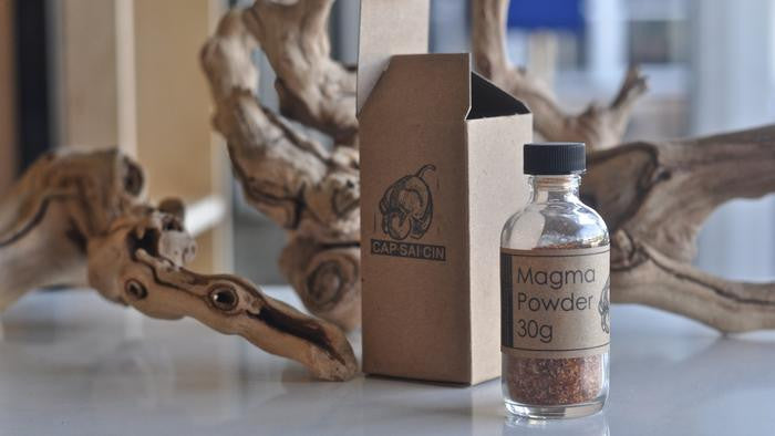 Magma Powder - Through the Moongate and Over the Moon Toys