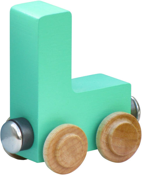 Name Train Letters - Pastels - Through the Moongate and Over the Moon Toys