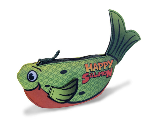 Happy Salmon - Through the Moongate and Over the Moon Toys