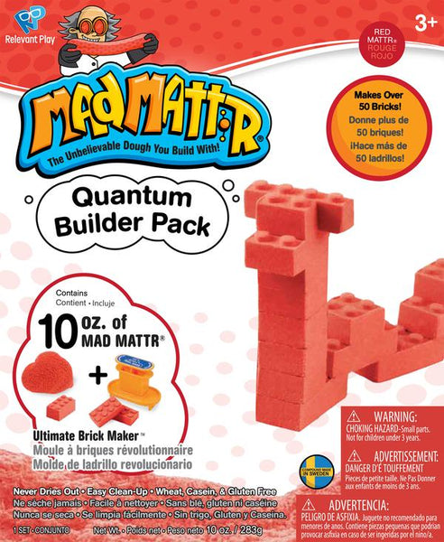 Mad Mattr Quantum Builder Pack
