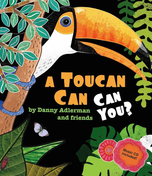 A Toucan Can Can You?