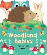 Woodland Babies Pull-Up Book