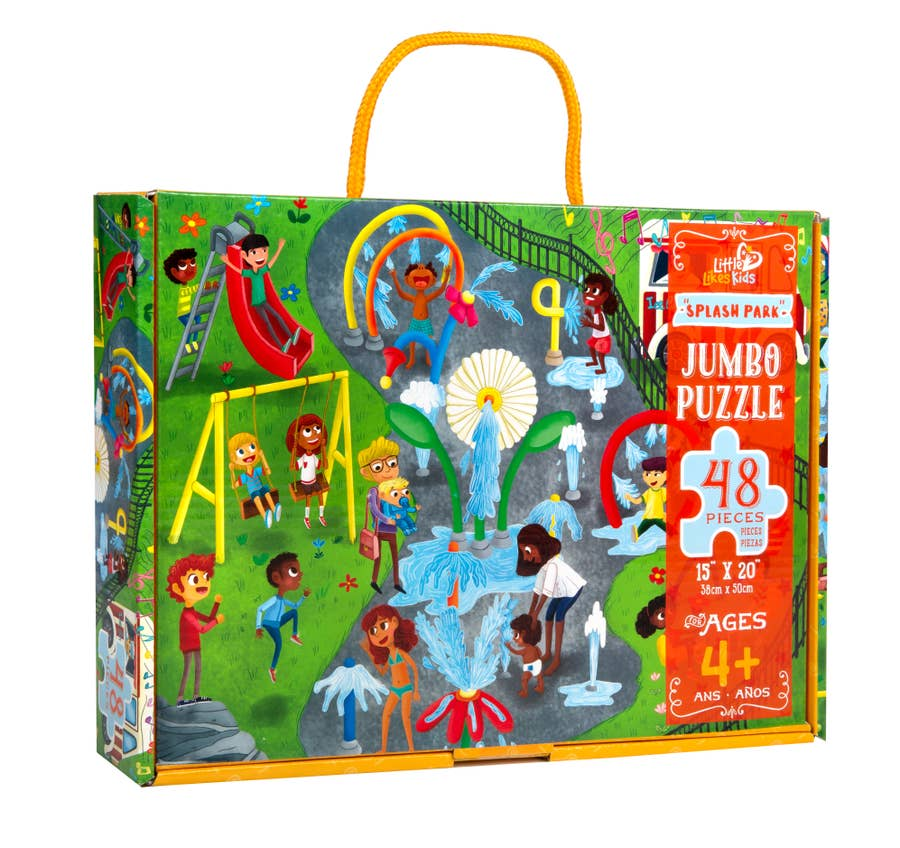 Splash Park 24 piece Puzzle