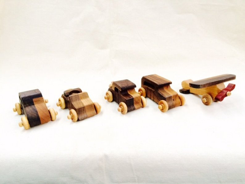 Baldwin Wooden Vehicles