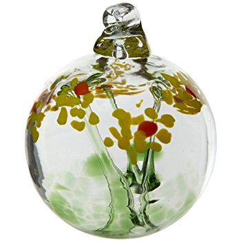 Blossom Art Glass Ball