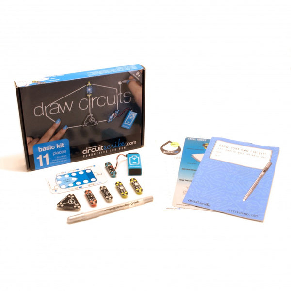 Circuit Scribe Basic Kit - Through the Moongate and Over the Moon Toys