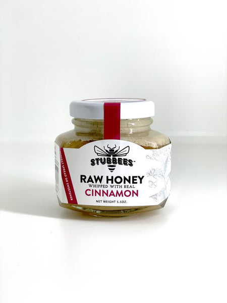Whipped Raw Honey