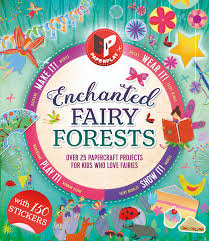 Enchanted Fairy Forests Papercraft