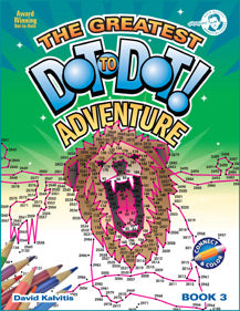 Greatest Dot-to-dot Adventure Books