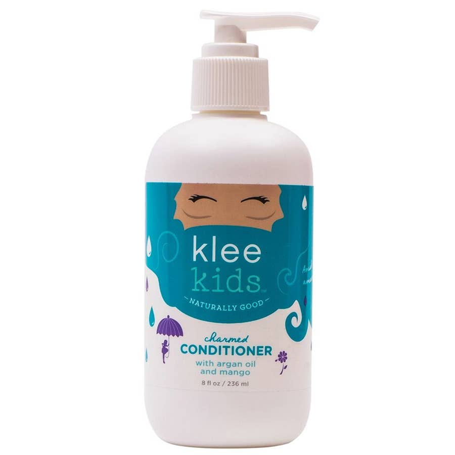 Klee Naturals Charmed Conditioner with Argan & Mango