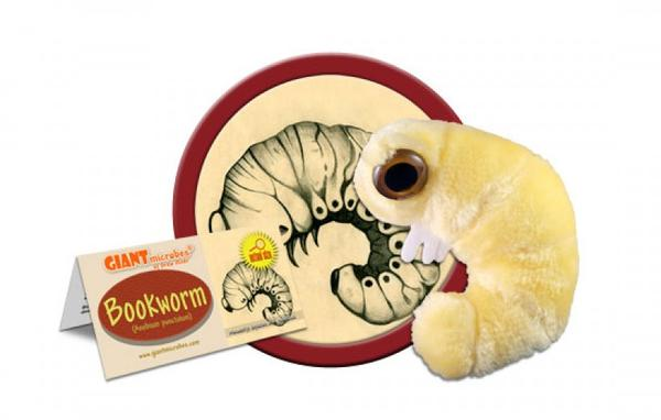 Giant Microbes Plush Organisms