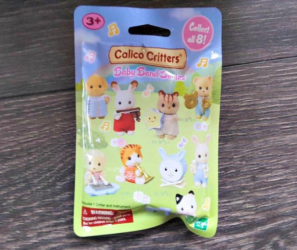 Calico Critter Surprise Bag Band Series