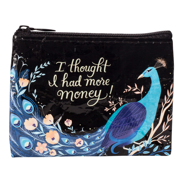 Blue Q Coin Purse