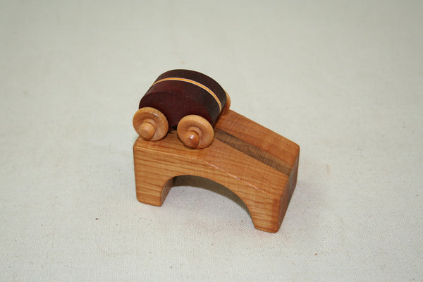 Baldwin Wooden Flipsy Car and Ramp