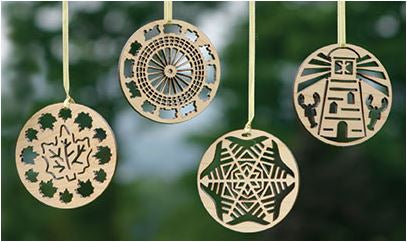 Solace Ornaments