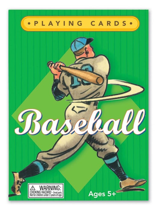 Baseball Card Game
