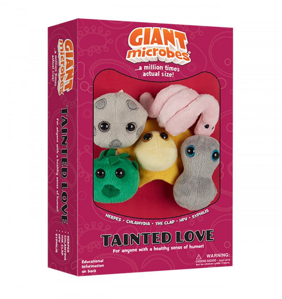 Giant Microbes Tainted Love Boxed Set