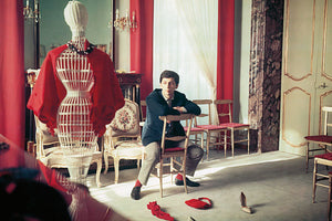 "Valentino Red: The Color with a ""Coloratura Origin"""