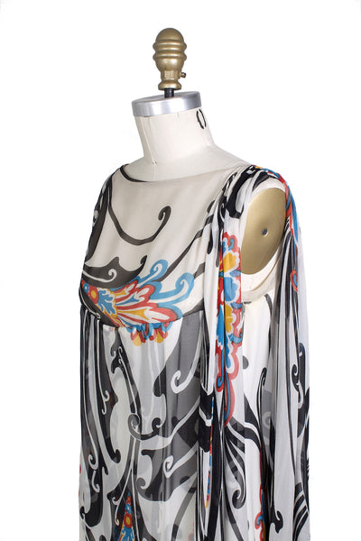 Sleeveless Caftan circa 1960s
