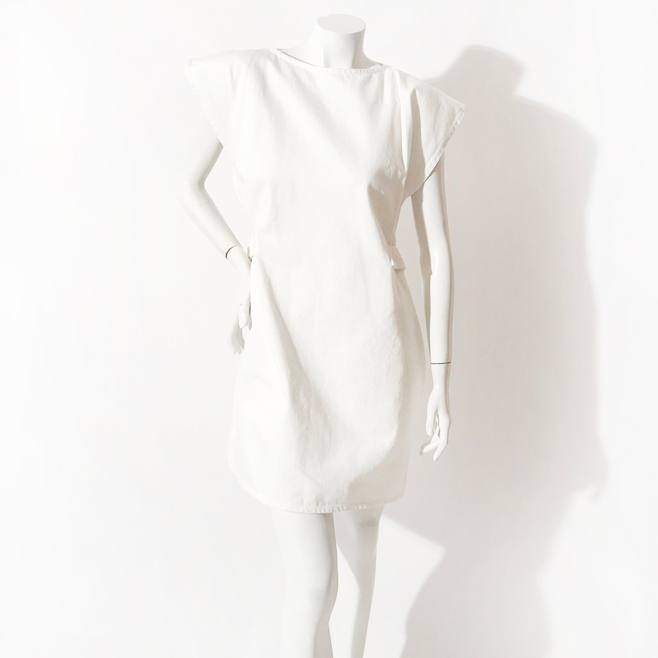 Margiela Canvas Shift Dress
