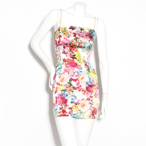 D&G Floral Mini Dress
