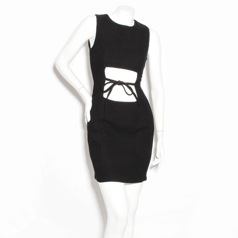 Todd Oldham Cut Out Dress