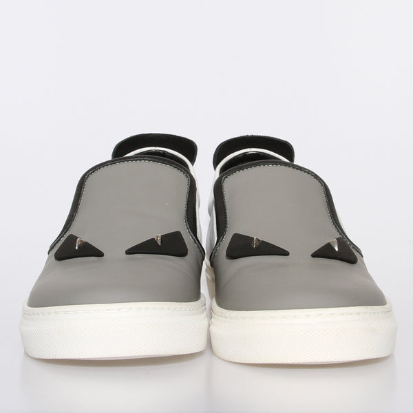 Fendi Men's Bag Bug Slip-On Sneakers