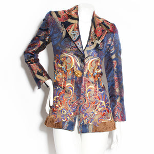 Christian Dior Brocade Jacket