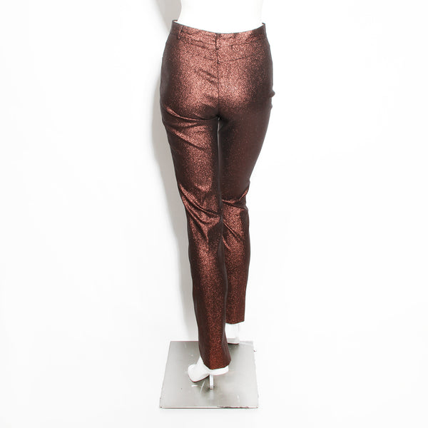 Gucci Metallic Pant