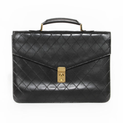 Chanel Padded Briefcase