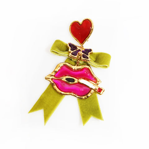 Dsquared2 Lip Earring
