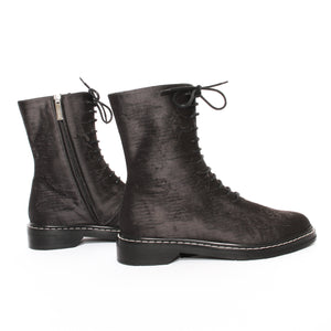 The Row Fara Distressed Boot