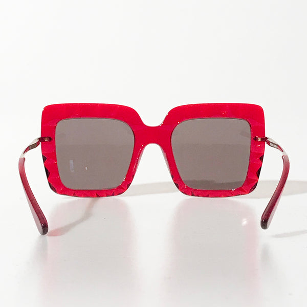 Dolce and Gabbana Geometric Sunglasses