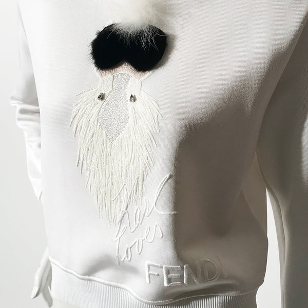 Fendi Karlito Sweater